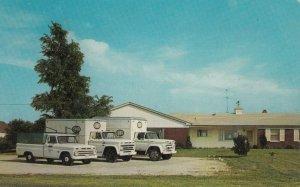 AURORA , Illinois, 1969 ; Donmar Mobile Home Accessories