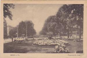 Poppelsdorfer Allee, Bonn a. Rhein (North Rhine-Westphalia), Germany, 1910-1920s