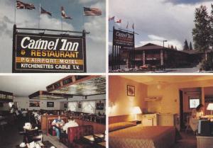 Camel Motor Inn & Restaurant , PRINCE GEORGE , B.C. , Canada , 50-70s