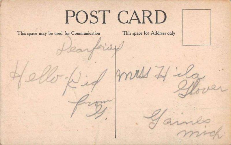 Political Ad Taft for President US Capitol Vintage Postcard AA19577