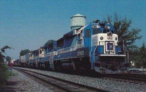 Norfolk Southewrn Railroad EMD GP-60 Demonstrator Locomotive #EMD-7