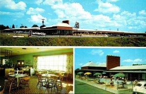 Maryland Jessup Parkway Manor Motel 1965