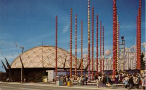WA - Seattle, 1962. Seattle World's Fair (Century 21 Exposition). South Gate ...