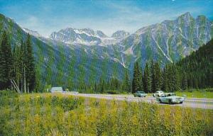 Canada Rogers Pass British Columbia