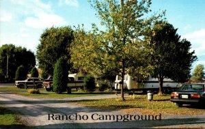 Virginia New Market Rancho Campground