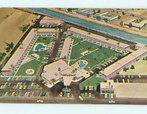 Unused Pre-1980 SAFARI HOTEL Scottsdale Arizona AZ Q4648-22