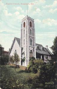 Exterior, English Church,Desoronto,Ontario,Canada,PU-00-10s