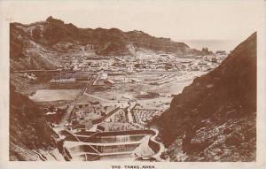RP: The Tanks , Aden , Yemen , PU-1924