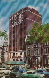 Canada Montreal The Berkeley Hotel