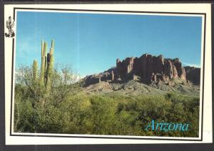 Superstition Mountains,Near Mesa,AZ BIN