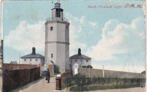 BROADSTAIRS, Kent, England, PU-1912; North Foreland Light