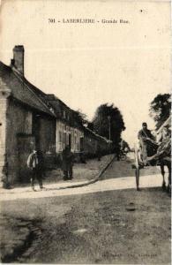 CPA LABERLIERE Grande Rue (375668)