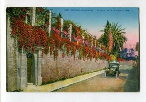 3129609 France MENTON GARAVAN Avenue de la Frontiere OLD PC