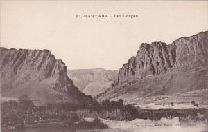 Algeria El-Kantara Les Gorges