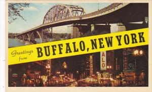 Greetings From Buffalo New York