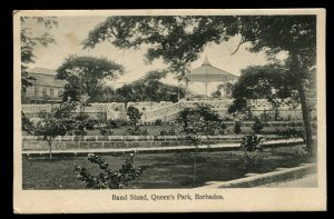 Band Stand, Queen's Park, Barbados