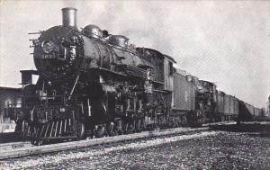 Chicago and North Western Pacific Locomotives No 1633 and 1646