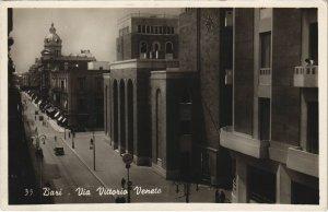CPA Bari Via Vittorio Veneto ITALY (805055)