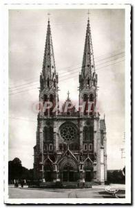Old Postcard Chateauroux (Indre) L & # 39Eglise Saint Andre