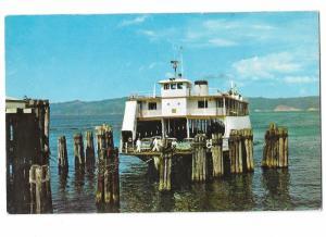 Astoria Megler Transportation  Ferry Columbia River Oregon