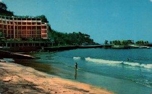 Hotel Playa de Santiago,Manzanillo,Mexico