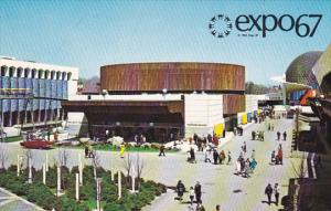 Telephone Association Of Canada Pavilion Expo 67 Montreal Canada