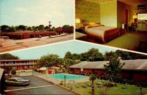 Florida Pensacola De Luna Motor Hotel West Cervantes