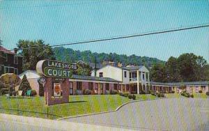 North Carolina Asheville The Lakeshore Court
