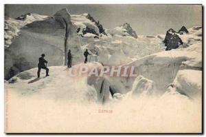 Old Postcard Serace Insurance Company Winterthur Switzerland