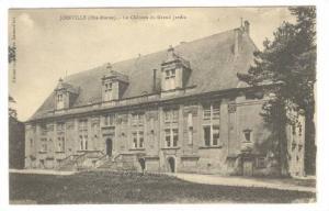 Le Chateau Du Grand Jardin, Joinville (Haute Marne), France, 1910-1920s