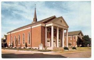 University Presbyterian Church West Lafayett, Indiana, 40-60s