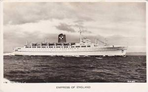 RP, Oceanliner/Steamer, Canadian Pacific Railway Co., Empress Of England, 192...