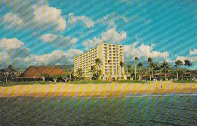 Hawaii Maui Kaanapali Beach Royal Lahaina Hotel