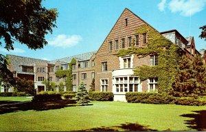 Michigan Mt Pleasant Lucy A Sloan Hall Central Michigan University