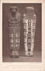 Egypt Coffin Of Pen-Amen-Neb-Nest-Taui