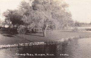 RP; WINPOM, Minnesota, 1930-40s; Island Park