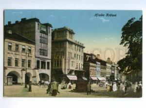 150782 Czech Republic Hradec Kralove Vintage postcard