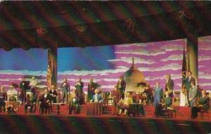 Hall Of Presidents Walt Disney World Orlando Florida
