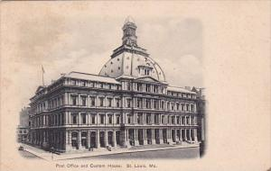 Misouri St Louis Post Office and Custom House