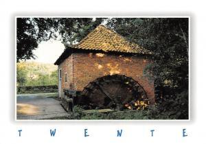 Netherlands Twente Watermolen bij Havezathe Herinckhave Fleringen Muehle Mill
