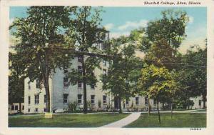 Shurtleff College, Alton, Illinois, PU-1949