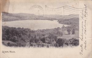LENOX, Massachusetts, PU-1906; Mackinac Lake