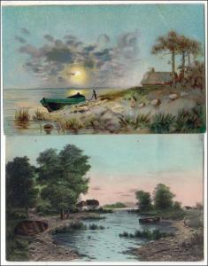 2 - Scenes with Boats