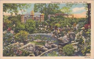 Minnesota Albert Lea Christensens Rock Garden