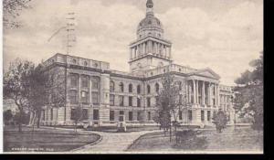Nebraska Lincoln Nebraska State Capitol