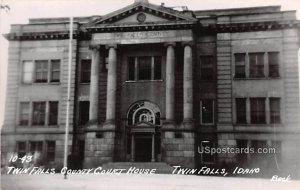 Twin Falls County Court House - Idaho ID