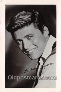 Edward Byrnes Movie Actor / Actress 1959 Missing Stamp