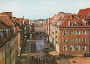OLSZTYN , Poland , 50-70s ; Ulica Staromiejska