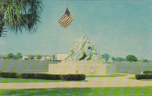 Iwo Jima Monument Parris Island South Carolina