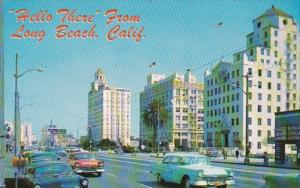 California Long Beach Ocean Boulevard
